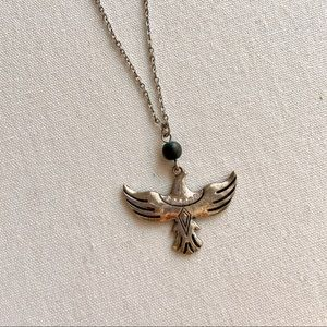 [Charming Charlie] Flying Bird Southwest Necklace